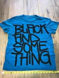 """Y-3 """"Black and Something"""" T-shirt. Size small/med Vancouver, V5S 4Y1"""