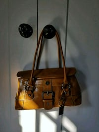 Leather purse Milford