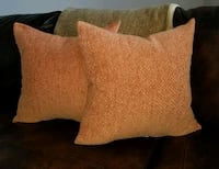 2pc Pier One Herringbone Chenille Pillows Las Vegas, 89178