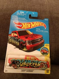Chevy Silverado HotWheels Car Truck 200/250 Charleston, 29414