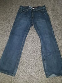 Urban Pipeline Relaxed Bootcut Mens 36/34  679 mi