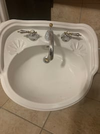 Stand up Sink