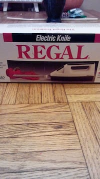 electric knife regal