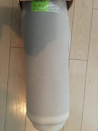 Upholstery fabric 33 metres light grey brand new still original package  Toronto, M1W