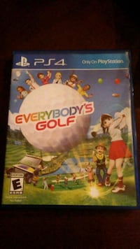 Everybody's Golf PS4 Rocky Mount, 27804