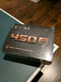 Brand New. Sealed. EVGA 450B Power Supply Montclair, 22025