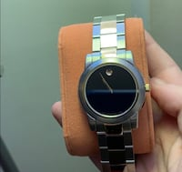 Movado Watch - Silver & Gold Museum Style  Middletown, 07748
