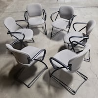 Light Grey Office Chairs For Sale! Toronto