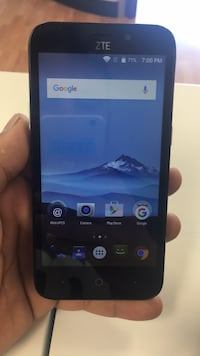 black LG android smartphone with case Ypsilanti, 48197