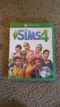 The sims 4 xbox one like new