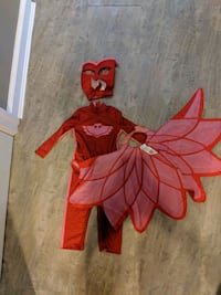 PJ Masks Owlette Halloween Costume Richmond, V7A 2Y7