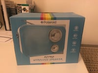 Polaroid retro wireless speaker Vancouver, V6P 3B3