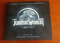 Cd jurassic world soundtrack Málaga, 29009