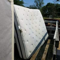 Queen Mattress &Box Spring - Delivery Available!