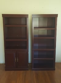 brown wooden cabinet with shelf New Port Richey, 34655