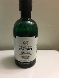 The Body Shop Tea Tree Skin Cleansing Facial Wash Dulles, 20166