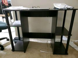 Computer table+ chair