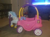 Little Tykes Princess Carriage  Overland Park, 66213