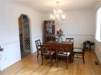 Dining room set with China closet Chester