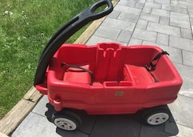 Step2 Red Wagon
