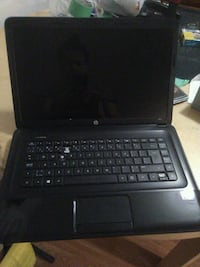 black and gray HP laptop Stony Plain, T7Z 1M5