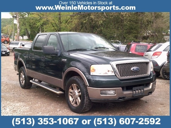 2005 Ford F150 Lariat >> 2005 Ford F 150 Lariat Supercrew 4wd