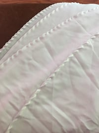 10 white Table Cloths - perfect for wedding Westerly, 02891