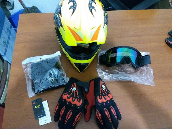 Used Stoklarimizdadownhill Cross Kask Dot Onayli For Sale In Bursa