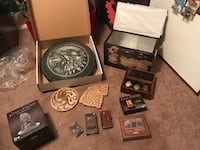 Game of Thrones collectibles for Christmas! Las Vegas, 89117