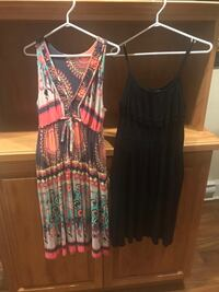 2 SUMMER DRESSES size small