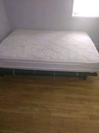 white and gray floral mattress Middle River, 21220