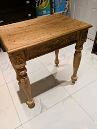 Vitage wooden side table  Toronto, M6E 3H6