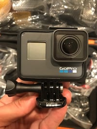 GoPro Hero 6 w/Accessories