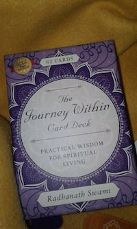 REDUCED- JOURNEY WITHIN ORACLE CARDS Windsor, N8X