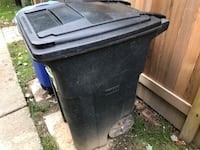 Trash can 64 Gal Mc Lean, 22101