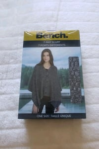 Womens Bench 7 way scarf  Toronto, M6K 1X9