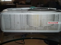 VINTAGE HONEYWELL 3 SPEED FAN PLUS EXHAUST WORKS  Providence