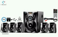 5.1 Channel Home Theatre System-TA-111 Kolkata, 700024