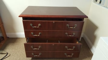 4 Drawer Tables Available