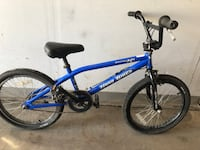 Haro BMX , 20 inch tires , giro. Excellent condition. Just needs 1 brake lever. $50 Calgary, T2A 7S7