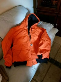 NEW Carhartt jacket Lined and hooded Saint Pete Beach, 33706