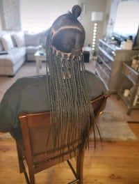 Box braids special HAIR IS INCLUDED (Hair Styling) Colonial Heights