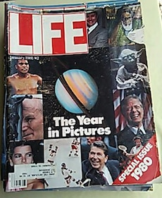 Life The Year in Pictures magazine