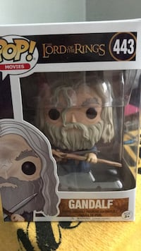 Funko Pop Lord of the Rings Gandalf Holbrook, 11741