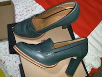 Special Edition Mango Heeled Loafers Size 39  Waterloo, N2L
