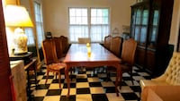 Formal dining room table & 6 chairs Lafayette, 70503