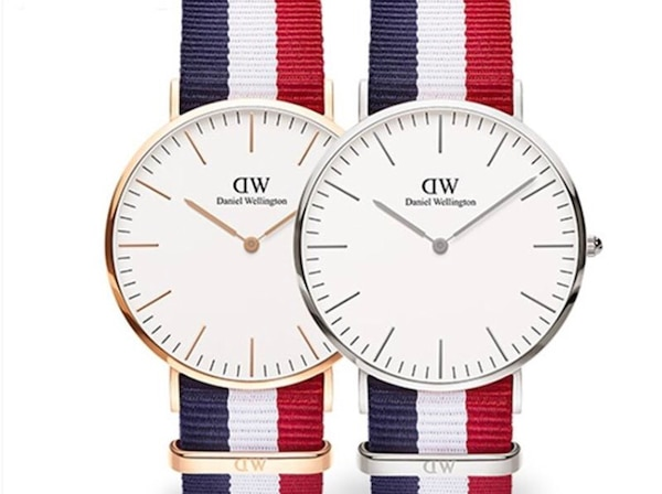 2 st Daniel Wellington