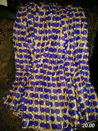 purple and yellow sleeveless dress Columbus, 31907
