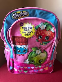 Shopkins backpack San Fernando