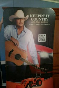 Keepin'it Country poster 412 mi